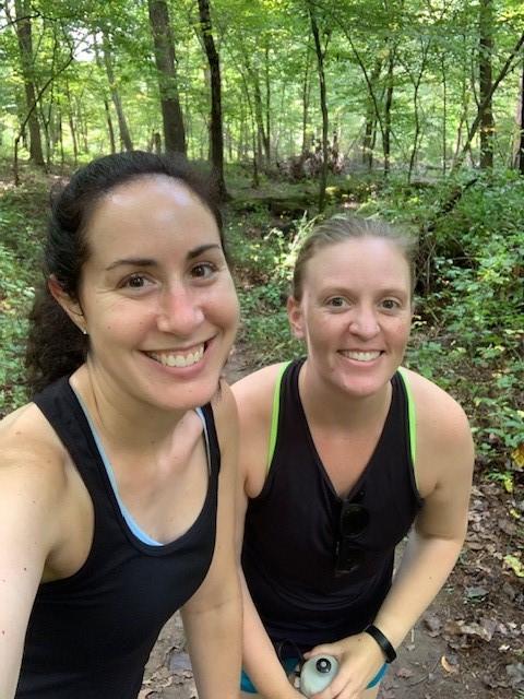 Gabi Cohen & Jessica Wakeman - St. Jude Virtual Walk/Run and Fundraiser