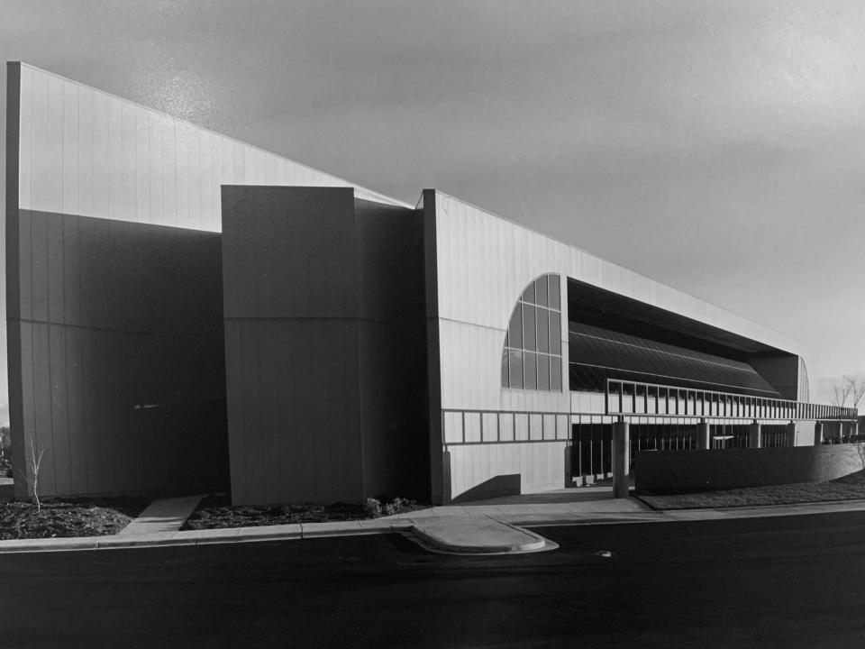 Ward Office Building, Rockville, MD (1979)