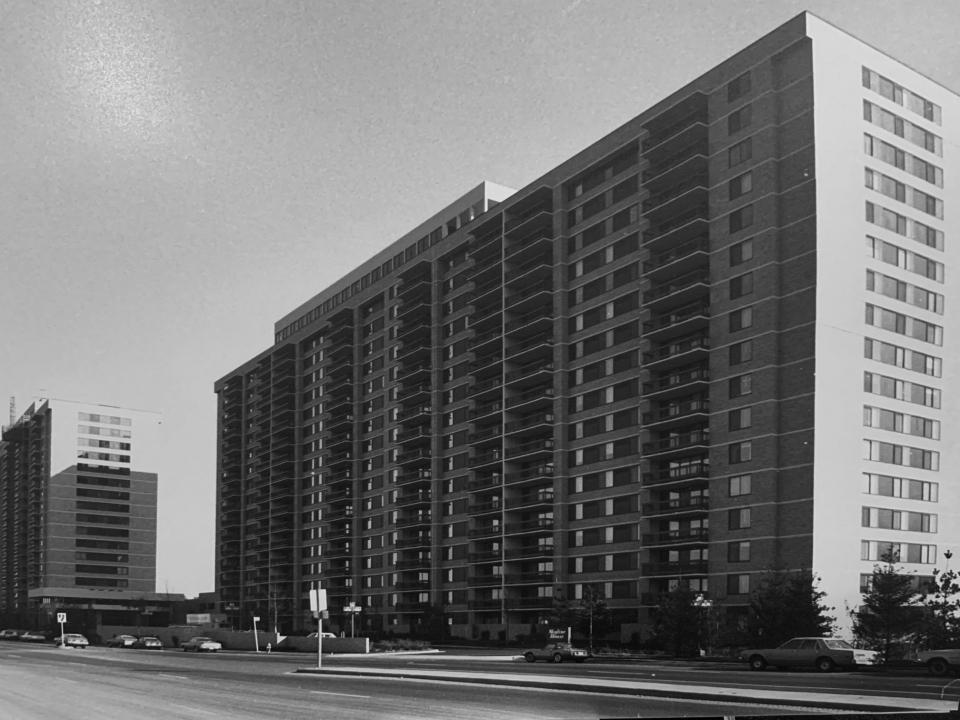 Skyline House I & II, Falls Church, VA (1979)