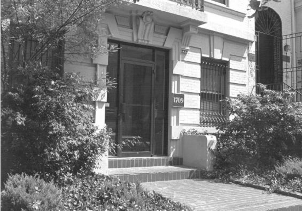 SK&A's DC Office on N Street, NW in 1982.
