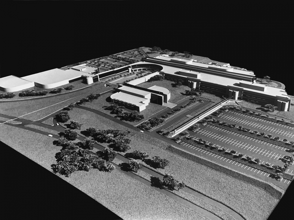 General Electric Information System, Co. (GEISCO) HQ Facility, Gaithersburg, MD (circa 1981)