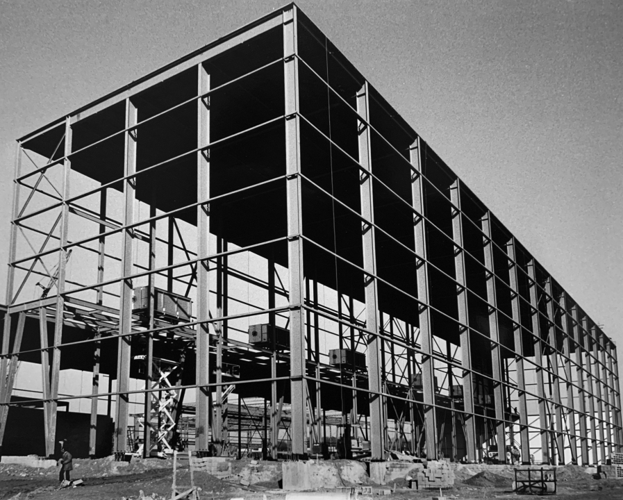 Giant Food, Inc. Freezer Facility, Jessup, MD (circa 1981)
