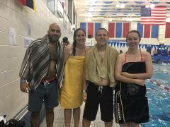Raft Race Team: Walid, Gabi, David, and Macenzie