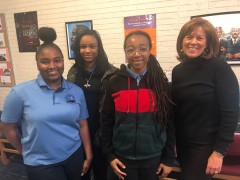 Marcia Camarda - CREW Careers Session at Phelps ACE HS