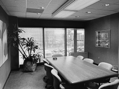 Conference room at SK&A's former Rockville office.