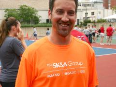 Dan Cocciardi, SK&A MD, is ready to compete.