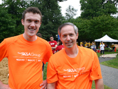 Tom Garman, SK&A R+R PM and Jonathan Gallis, SK&A MD Engineer.