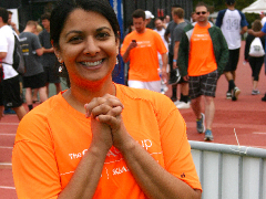 SK&A MD PM, Rupa Patel organizes the SK&A crew every year. Thank you, Rupa!