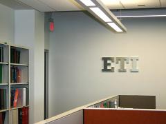ETI's Office Area at Park Potomac