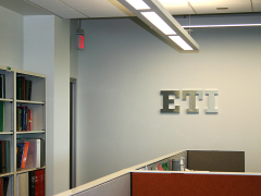 ETI's Office Area at Park Potomac