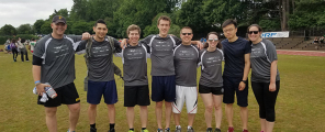 4x100M Relay Team